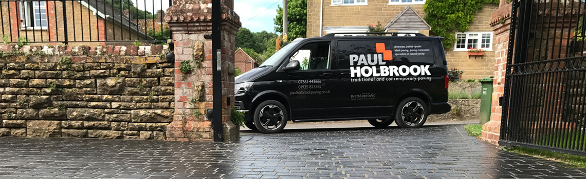 Paul Holbrook Paving